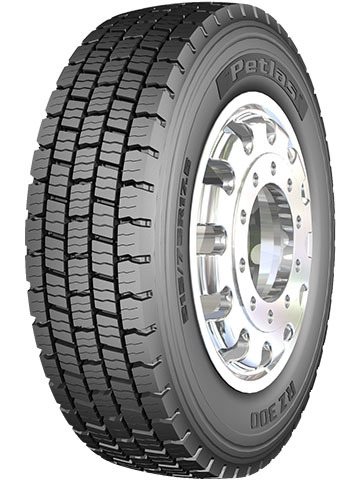 PETLAS RZ300 (DR) 235/75 R17,5 132M, letní pneu, nákladní