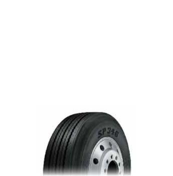 DUNLOP SP346 385/65 R22,5 160K, celoroční pneu, nákladní