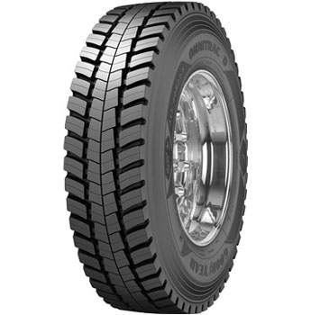 GOODYEAR Omnitrac D 315/80 R22,5 156K, celoroční pneu, nákladní