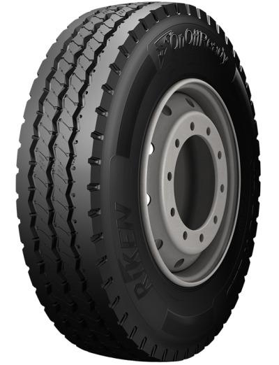 RIKEN ON OFF READY S 315/80 R22,5 156K, letní pneu, nákladní