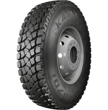 KAMA NU 701 315/80 R22,5 156K, letní pneu, nákladní