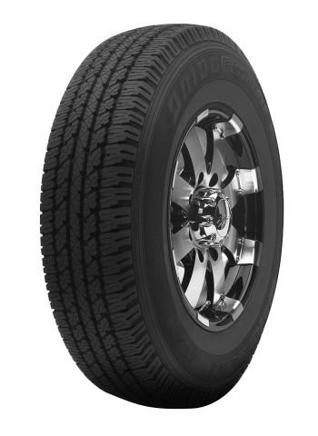 BRIDGESTONE D-693 III 265/65 R17 112S TL M+S LHD, letní pneu, osobní a SUV