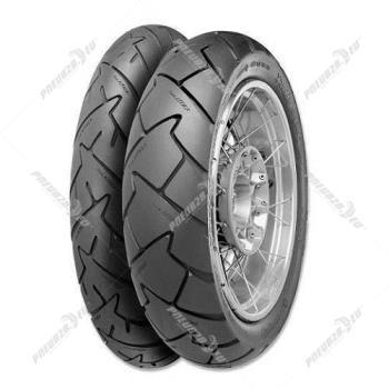 CONTINENTAL CONTI TRAIL ATTACK 2 190/55 R17 75W TL ZR, celoroční pneu, moto