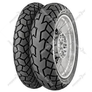 CONTINENTAL TKC 70 TWINDURO 180/55 R17 73W TL M+S ZR, celoroční pneu, moto