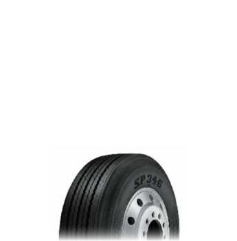 DUNLOP sp 346 3pmsf m+s 205/75 R17,5 124M, celoroční pneu, nákladní