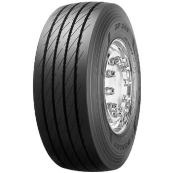 DUNLOP sp 246 3pmsf frt m+s 245/70 R19,5 141J, celoroční pneu, nákladní