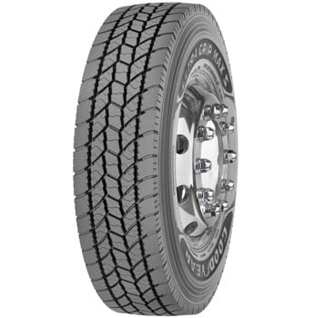GOODYEAR ultragrip max s 3pmsf m+s 385/65 R22,5 160K, celoroční pneu, nákladní