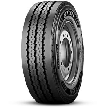 PIRELLI st:01 (tfl.) m+s 205/65 R17,5 129J (130F) FRT, celoroční pneu, nákladní
