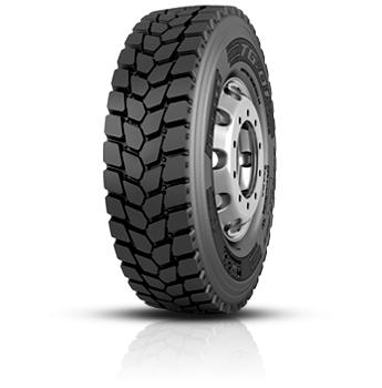 PIRELLI tg:01 m+s 3pmsf 315/80 R22,5 156K, celoroční pneu, nákladní
