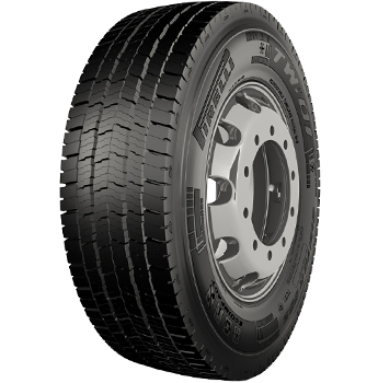 PIRELLI tw:01 m+s 3pmsf 295/80 R22,5 152M, celoroční pneu, nákladní