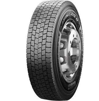PIRELLI itineris d90 m+s 3pmsf ha 295/80 R22 152M, celoroční pneu, nákladní
