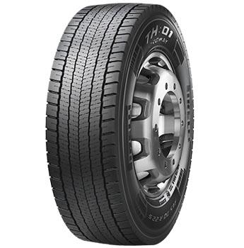 PIRELLI th:01 proway ha m+s 3pmsf 315/60 R22,5 152M, celoroční pneu, nákladní