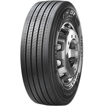 PIRELLI fh:01 proway m+s 3pmsf 315/80 R22,5 158L, celoroční pneu, nákladní