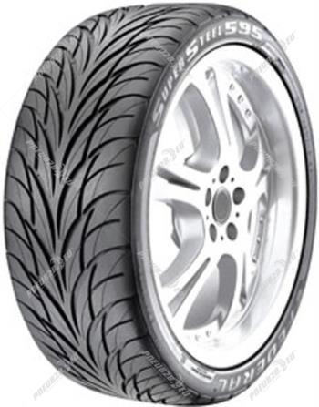 FEDERAL ss 595 235/45 R17 94W TL, letní pneu, osobní a SUV