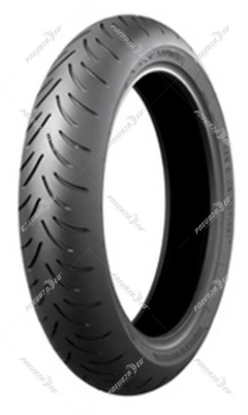 BRIDGESTONE sc f 120/70 R12 51S, celoroční pneu, moto