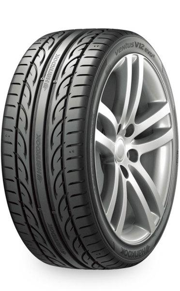 HANKOOK Ventus V12 EVO2 (K120) XL 225/45 ZR19 96Y, letní pneu, osobní a SUV