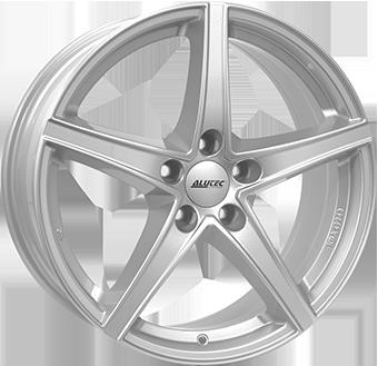 "alu kola ALUTEC RAPTR ps polar-silber - stříbrné 6,5x16"" 5x114,3 ET33 67,1"