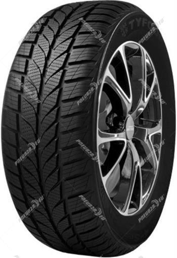 TYFOON 4 SEASON 155/65 R14 75T, celoroční pneu, osobní a SUV