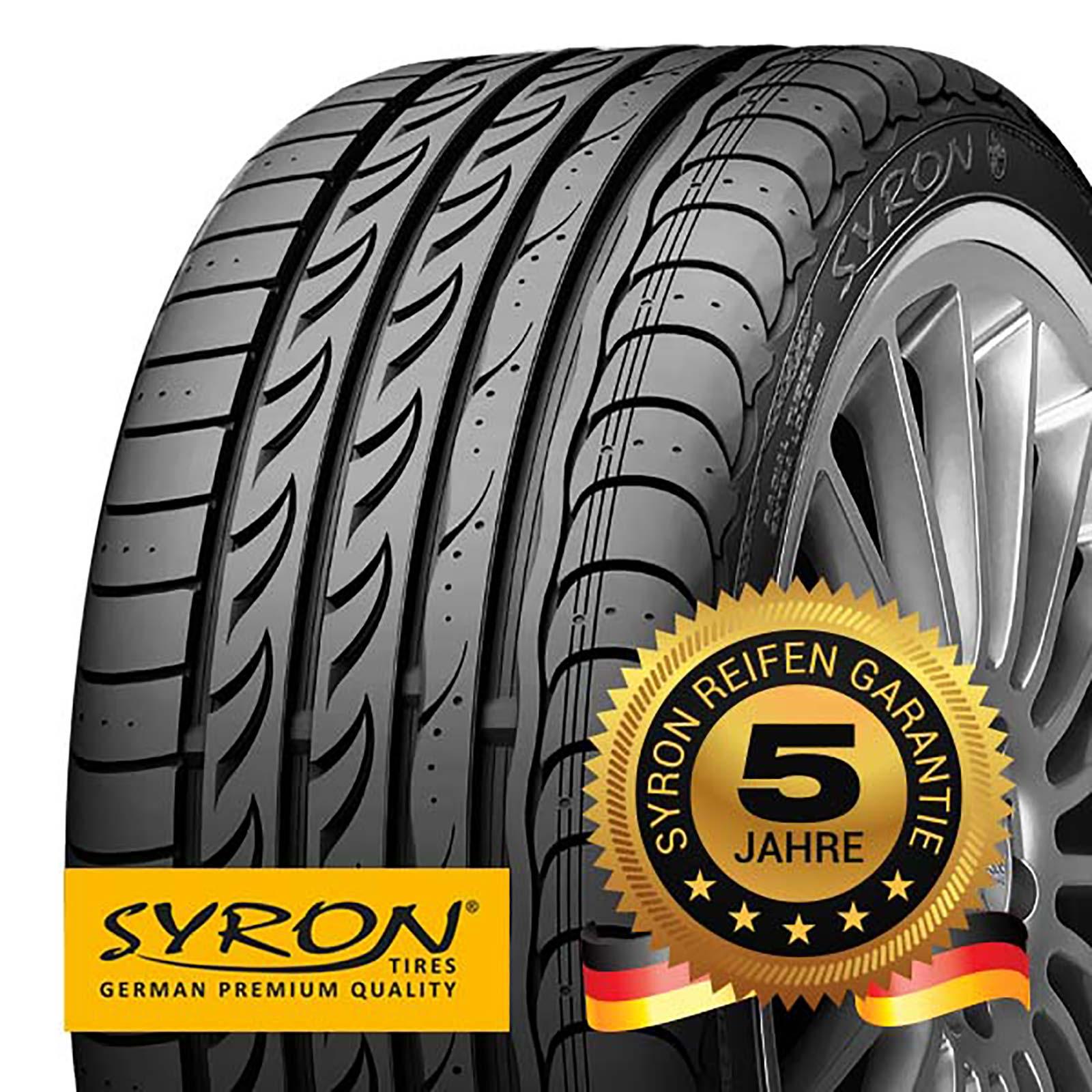 SYRON race 1 x xl 185/65 R15 88V, letní pneu, osobní a SUV