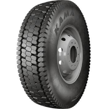 KAMA NR-201 DRIVE 3PMSF 275/70 R22,5 148L, celoroční pneu, nákladní