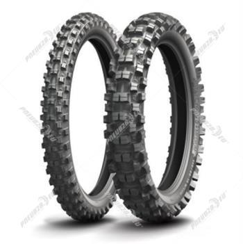 MICHELIN STARCROSS 5 MEDIUM REAR 110/100 R18 64M TT, celoroční pneu, moto