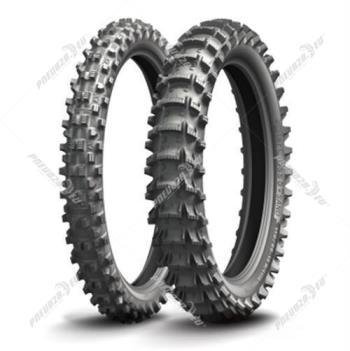 MICHELIN STARCROSS 5 SAND REAR 110/90 R19 62M, celoroční pneu, moto