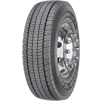 GOODYEAR MARATHON LHD 2 PLUS 18PR 295/55 R22 147K, celoroční pneu, nákladní