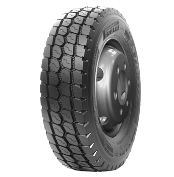 PIRELLI MG:01 3PMSF M+S 265/70 R19,5 140K, celoroční pneu, nákladní
