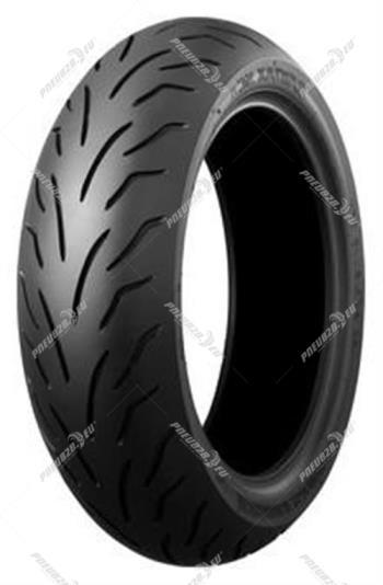 BRIDGESTONE SC R 120/70 R12 51L, celoroční pneu, moto