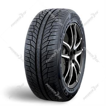GT-RADIAL 4seasons m+s 3pmsf 165/70 R14 81H, celoroční pneu, osobní a SUV