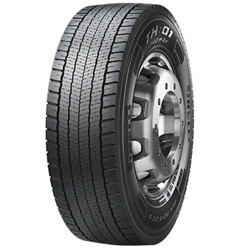 PIRELLI TH:01 3PMSF M+S 315/80 R22,5 156M, celoroční pneu, nákladní