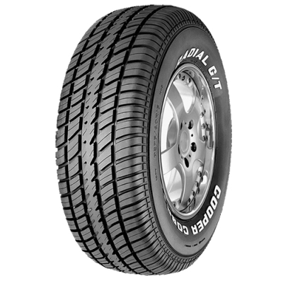 COOPER TIRES cobra radial g/t 295/50 R15 105S TL M+S RWL, letní pneu, osobní a SUV