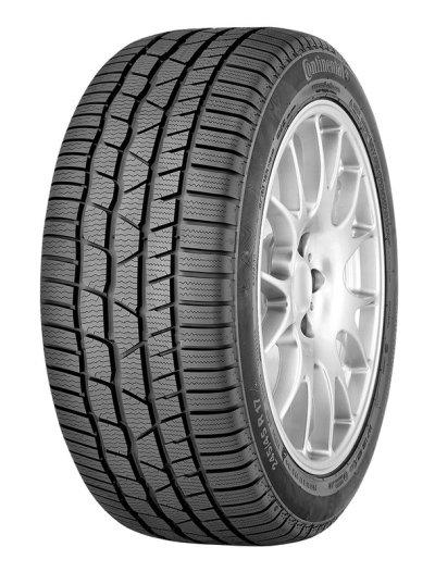 CONTINENTAL conti winter contact ts 830 p 285/40 R19 107V TL XL M+S 3PMSF FR, zimní pneu, osobní a SUV
