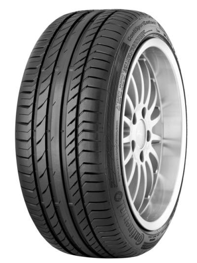CONTINENTAL conti sport contact 5 suv 295/40 R21 111Y TL XL ZR FR, letní pneu, osobní a SUV