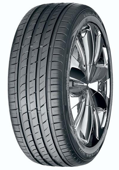 NEXEN n'fera su1 245/45 R17 99Y, letní pneu, osobní a SUV, sleva DOT
