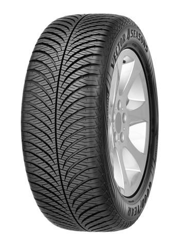 GOODYEAR vector 4seasons g2 195/55 R16 87H TL ROF M+S 3PMSF FP, celoroční pneu, osobní a SUV