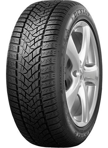 DUNLOP winter sport 5 suv 215/65 R17 99V, zimní pneu, osobní a SUV