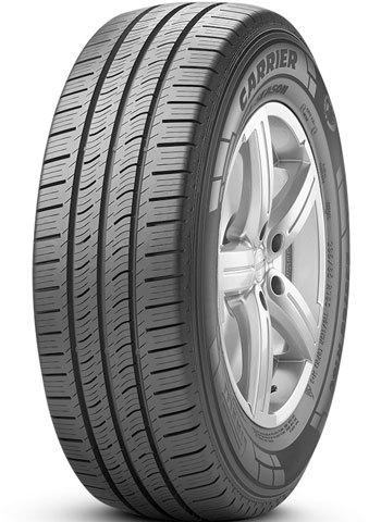 PIRELLI carrier all season 215/75 R16 116R, celoroční pneu, VAN, sleva DOT