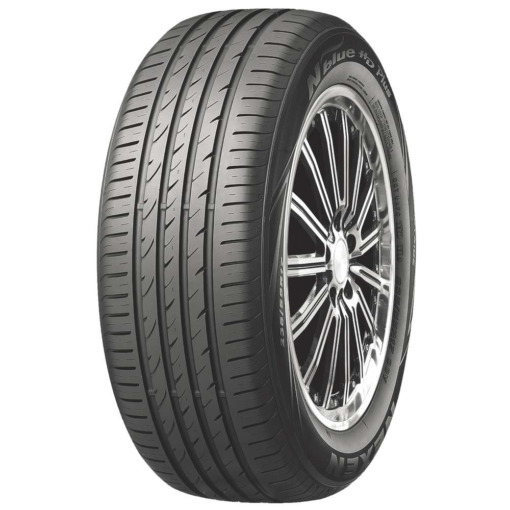 NEXEN n'blue hd plus 205/55 R17 95V TL XL, letní pneu, osobní a SUV
