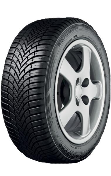 FIRESTONE multiseason 2 155/70 R13 75T TL M+S 3PMSF, celoroční pneu, osobní a SUV