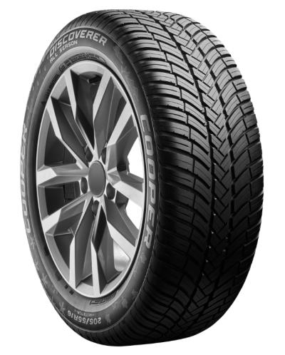 COOPER TIRES discoverer all season 175/65 R15 84H TL XL M+S 3PMSF, celoroční pneu, osobní a SUV