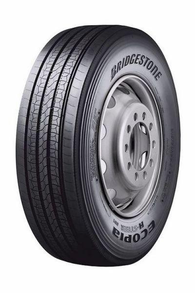 BRIDGESTONE ecopia h-steer 001 295/80 R22,5 154M TL, letní pneu, nákladní