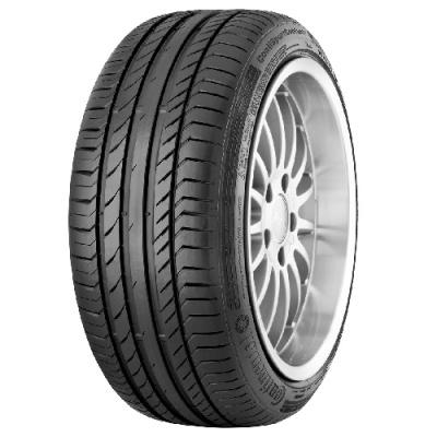 CONTINENTAL SC-5 VOL FR XL 275/45 R20 110V, letní pneu, osobní a SUV, sleva DOT
