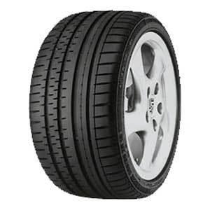CONTINENTAL conti sport contact 2 255/35 R20 97Y TL XL FR, letní pneu, osobní a SUV