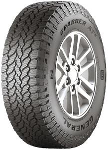 GENERAL grabber a/t3 205/80 R16 110S, celoroční pneu, osobní a SUV