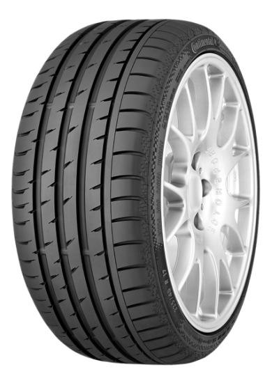 CONTINENTAL conti sport contact 3 285/40 R19 103Y TL FR, letní pneu, osobní a SUV