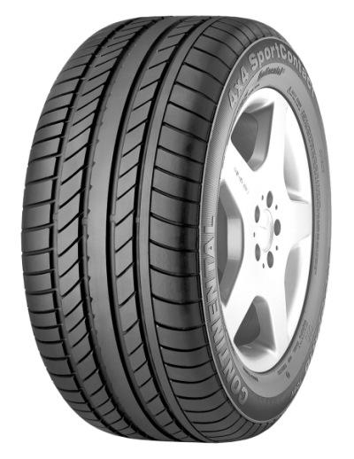 CONTINENTAL 4x4 sport contact 275/40 R20 106Y TL XL FR BSW, letní pneu, osobní a SUV