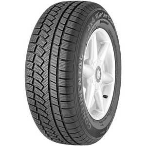 CONTINENTAL winter contact 4x4 265/60 R18 110H, zimní pneu, osobní a SUV, sleva DOT