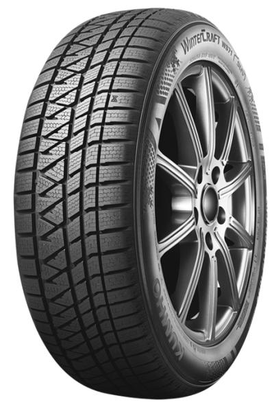 KUMHO ws71 245/55 R17 106V, zimní pneu, osobní a SUV, sleva DOT