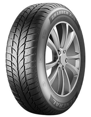 GENERAL grabber a/s 365 225/65 R17 102V TL M+S 3PMSF FR, celoroční pneu, osobní a SUV